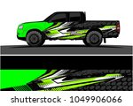 truck  car and vehicle racing... | Shutterstock .eps vector #1049906066