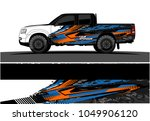 truck  car and vehicle racing... | Shutterstock .eps vector #1049906120