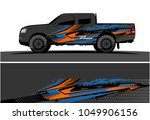 truck  car and vehicle racing... | Shutterstock .eps vector #1049906156