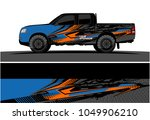 truck  car and vehicle racing... | Shutterstock .eps vector #1049906210