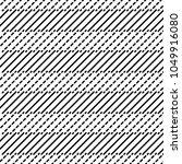 pattern diagonal lines vector... | Shutterstock .eps vector #1049916080