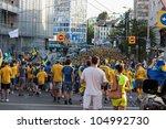 Kiev Ukraine  June 11. Fans Of...