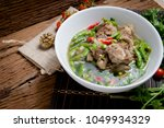 most popular food in thailand... | Shutterstock . vector #1049934329