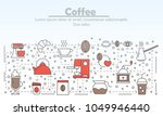 coffee advertising vector...