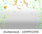 celebration festive background... | Shutterstock .eps vector #1049952350