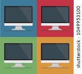 computer vector design | Shutterstock .eps vector #1049953100