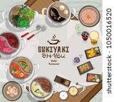 Menu Shabu Sukiyaki Restaurant...