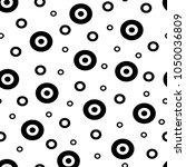 seamless pattern. abstract... | Shutterstock .eps vector #1050036809