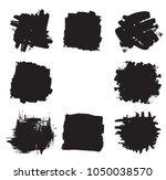 hand drawn scribble symbols...   Shutterstock .eps vector #1050038570