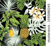 seamless pattern  background... | Shutterstock .eps vector #1050080243