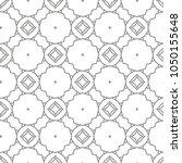 seamless geometric ornamental...   Shutterstock .eps vector #1050155648