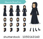 mother character creation set.... | Shutterstock .eps vector #1050163160