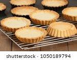 cooking process of tartlets....   Shutterstock . vector #1050189794