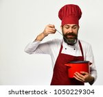 professional cookery concept....   Shutterstock . vector #1050229304