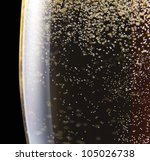 Champagne In Wineglass On A...