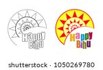 happy bihu wishes | Shutterstock .eps vector #1050269780