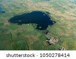 danube delta  romania  aerial... | Shutterstock . vector #1050278414