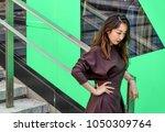milan  italy   september 22 ... | Shutterstock . vector #1050309764