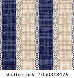 seamless damask pattern.... | Shutterstock .eps vector #1050318476