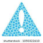 failure symbol mosaic designed...   Shutterstock .eps vector #1050322610
