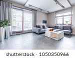 bright  modern and spacious...   Shutterstock . vector #1050350966