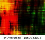 vintage colorful abstract... | Shutterstock . vector #1050353036