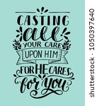 bible background with hand... | Shutterstock .eps vector #1050397640