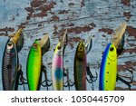 Fishing Lures Sport Equipment.