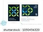 creative design of business... | Shutterstock .eps vector #1050456320