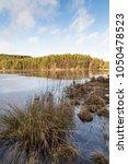 uath lochan at glen feshie in...   Shutterstock . vector #1050478523