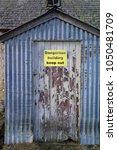 abandoned croft of easter...   Shutterstock . vector #1050481709