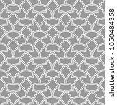vector seamless texture. modern ...   Shutterstock .eps vector #1050484358