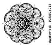 mandalas for coloring book....   Shutterstock .eps vector #1050516218