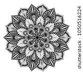 mandalas for coloring book....   Shutterstock .eps vector #1050516224