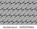 braided spin fiber seamless... | Shutterstock .eps vector #1050555866