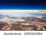 high altitude landscape image... | Shutterstock . vector #1050565586