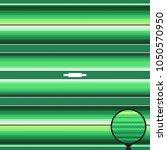 green serape blanket stripes... | Shutterstock .eps vector #1050570950