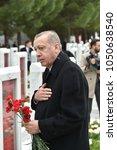 canakkale  turkey   march 18 ... | Shutterstock . vector #1050638540