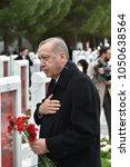canakkale  turkey   march 18 ... | Shutterstock . vector #1050638564