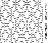 vector seamless texture. modern ...   Shutterstock .eps vector #1050645740