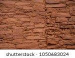 native american indian ruins... | Shutterstock . vector #1050683024