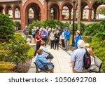 st augustine  florida   2 26...   Shutterstock . vector #1050692708