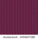 isometric grid. vector seamless ... | Shutterstock .eps vector #1050697280