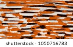 oil painting on canvas handmade.... | Shutterstock . vector #1050716783