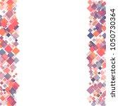 rhombus pattern minimal... | Shutterstock .eps vector #1050730364