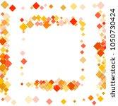 rhombus cover minimal geometric ... | Shutterstock .eps vector #1050730424
