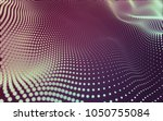 abstract polygonal space low...   Shutterstock . vector #1050755084