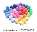 easter. abstraction from...   Shutterstock . vector #1050756698