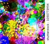 abstract seamless texture....   Shutterstock .eps vector #1050773954