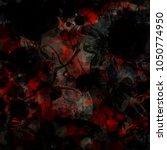 abstract seamless texture. dark ...   Shutterstock .eps vector #1050774950
